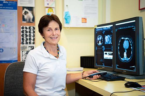 Dr. Birgit Wernegger